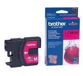 INKCART BROTHER LC-980 ROOD
